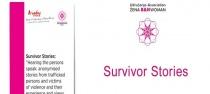 Brošura Survivor Stories