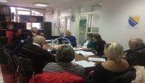 Sastanak Koordinacionog tijela za provedbu Protokola pomoći žrtvama nasilja u HNK