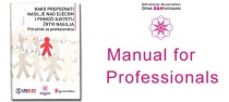Manual for Professionals